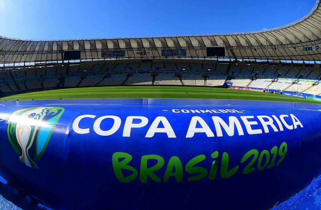 Así serán los cruces de cuartos de final de la Copa América