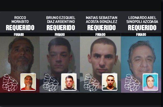Desde hacia un año Morabito ofrecía US$ 80.000 a policías para fugarse de Cárcel Central