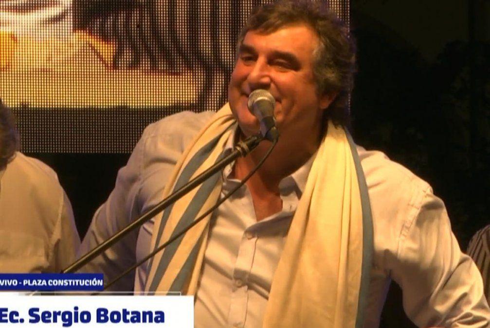 El Intendente Botana calificó de comadreja a Sartori con una indirecta