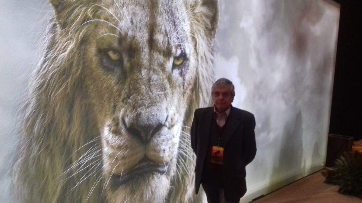 Nueva versión de El rey león, la exitosa animación de Disney