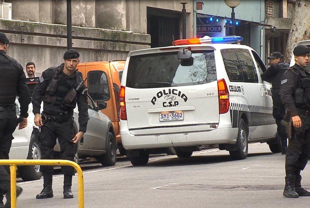 Analizan cámaras de seguridad de la vía pública para dar con Morabito y otros dos prófugos