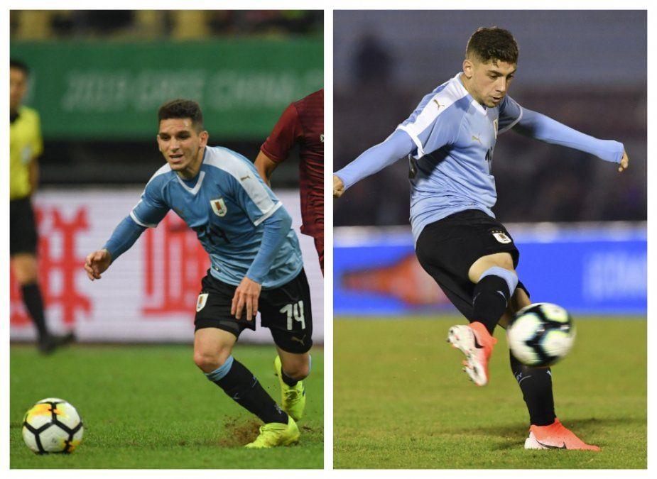 ¿Torreira o Valverde? La gran incógnita para el partido Uruguay-Perú