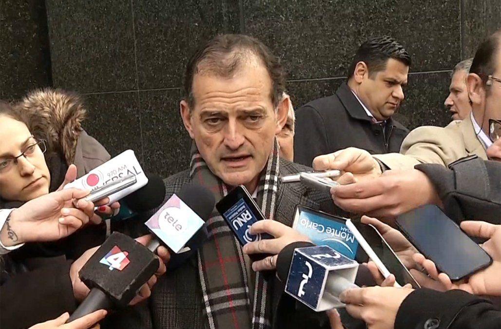 Manini Ríos acusa intencionalidad política en su citación a declarar en Fiscalía
