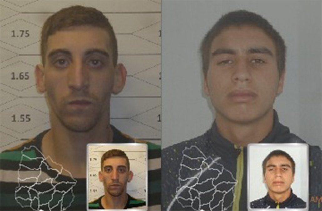 Se fugaron otros dos reclusos, ahora de la cárcel de Santiago Vázquez