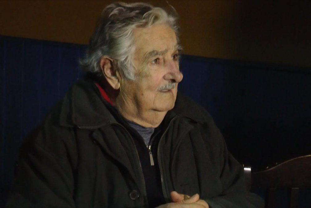 Botana me está tratando de tarado expresó Mujica sobre los dichos del Intendente