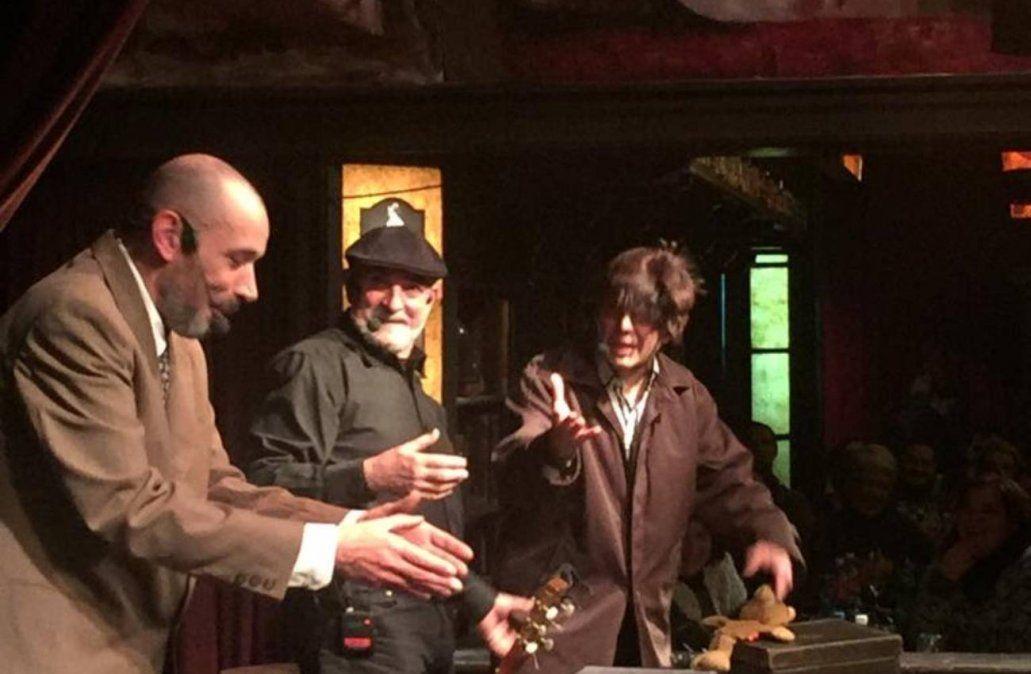Vuelve  Supersticiones con  Mario Carrero, Diego Bello y Freddy González
