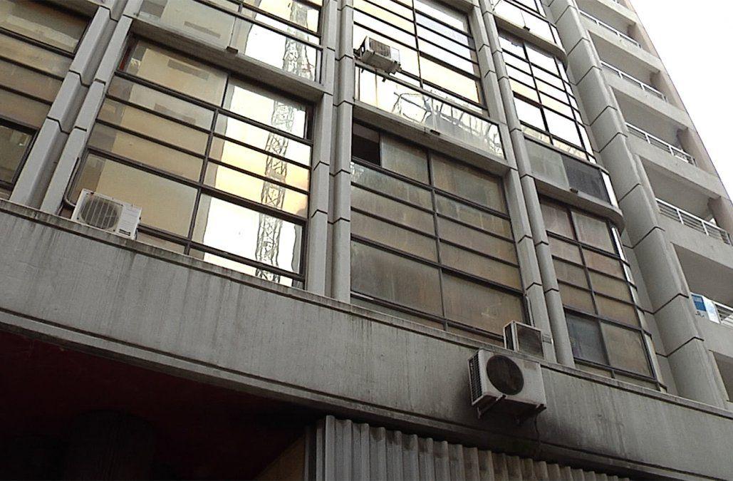 Incendio en un apartamento provocó la evacuación de un edificio en el Centro