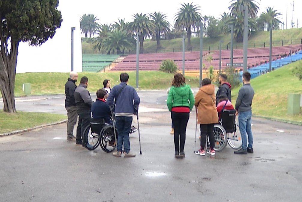 Personas con discapacidad reclaman por falta de acceso a las mesas de votación