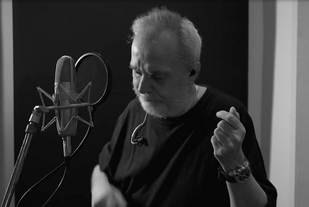 El mítico guitarrista David Lebón, sacó un nuevo disco con versiones de sus clásicos