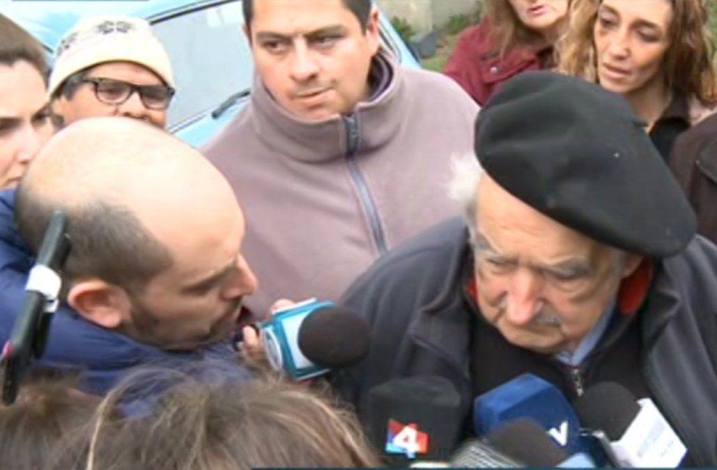 Mujica habló del acuerdo Mercosur-Unión Europea: felicito al país