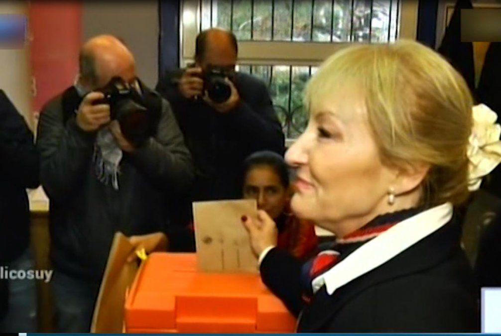 Cosse: es un día importante para la democracia, hoy sentí una enorme responsabilidad