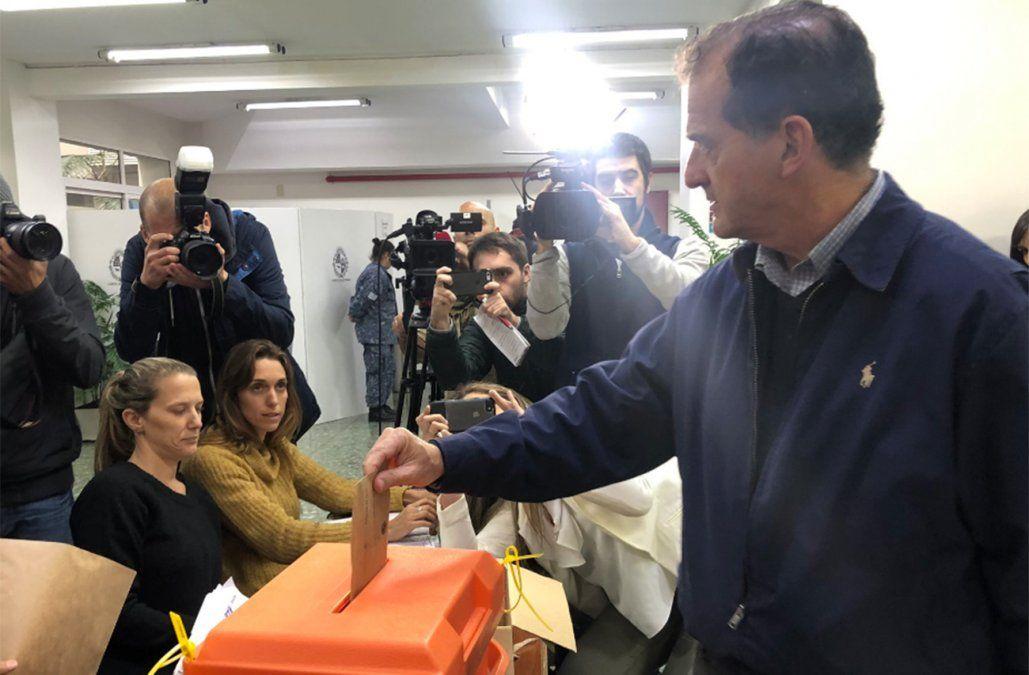 Manini Ríos, presidenciable de Cabildo Abierto: no hemos evaluado una coalición