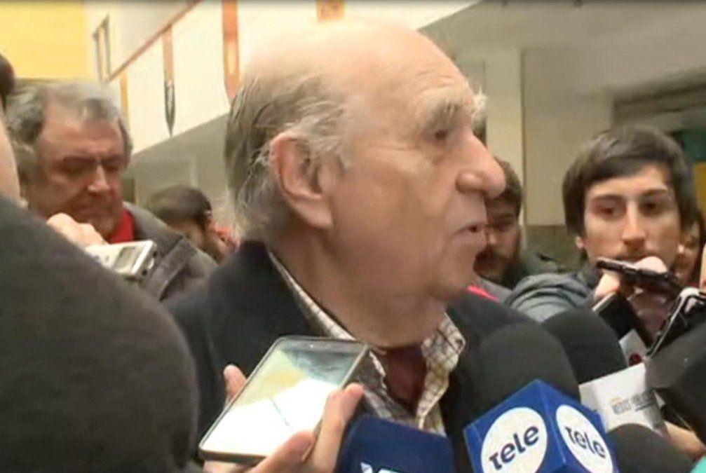 Sanguinetti respetará la lógica de las internas y está pronto para una fórmula en concordia
