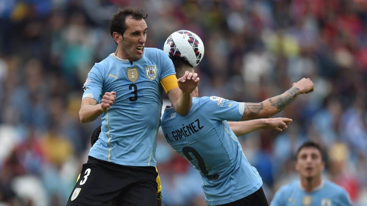 Josema y Godín se despidieron de la Copa América: Perú hizo un gran trabajo defensivo