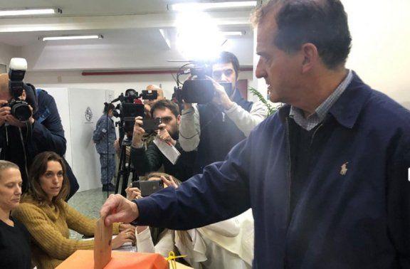 Cabildo Abierto, de Guido Manini Ríos, obtuvo más de 46.000 votos y fue sorpresa