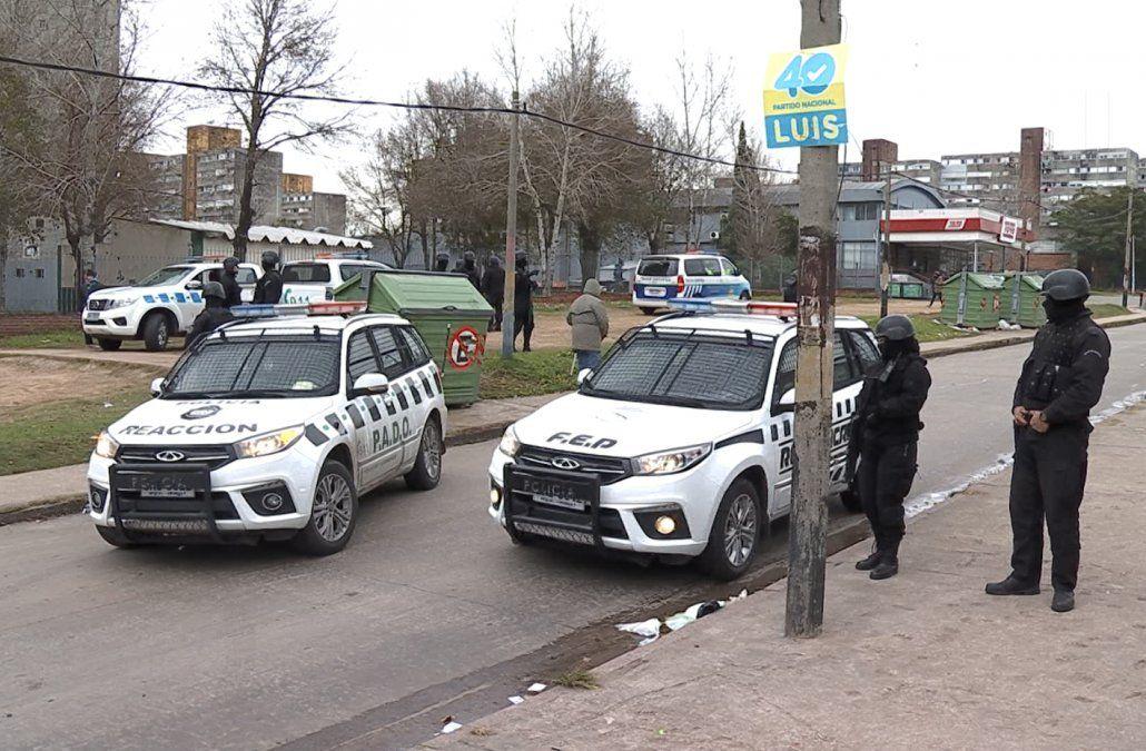Delincuente muerto a manos de un policía en medio de una rapiña