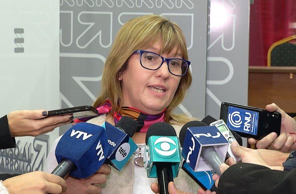La Vicepresidencia no está en mis opciones en este momento, dijo Lustemberg