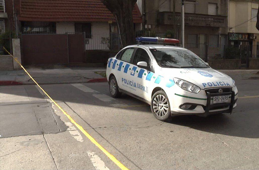 Incidente en una casa de masajes terminó con tres hombres detenidos