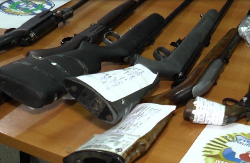 Operativo antidrogas de la Policía terminó con 29 personas detenidas