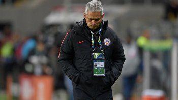 """Técnico de Chile: """"jugamos más pensando en la final que en el partido con Perú"""""""