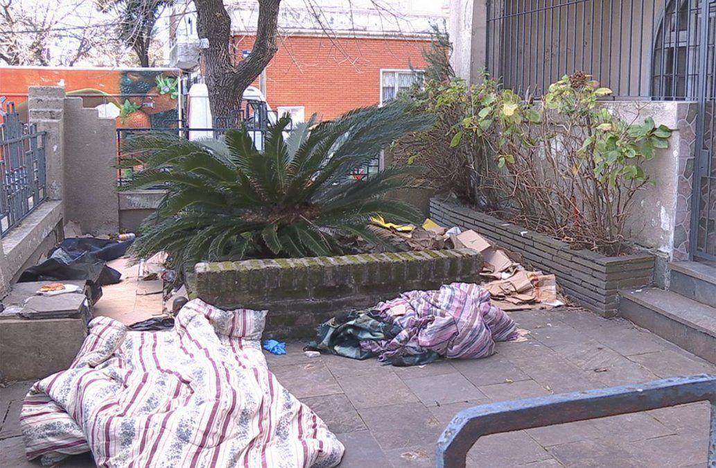 Cuidacoches de 59 años murió por hipotermia en la zona de La Blanqueada