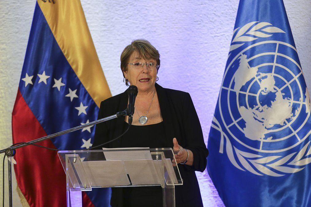 ONU denuncia cantidad sorprendentemente elevada de presuntas ejecuciones extrajudiciales en Venezuela