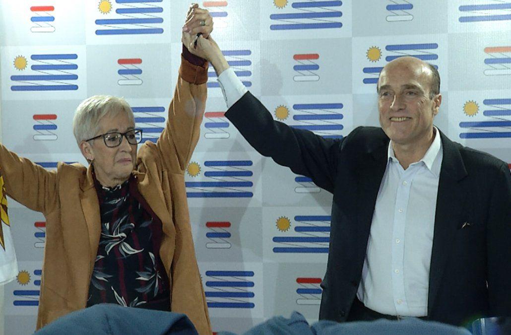 Villar apeló a Seregni, DElía, la clase obrera y los pobres para presentarse como vice