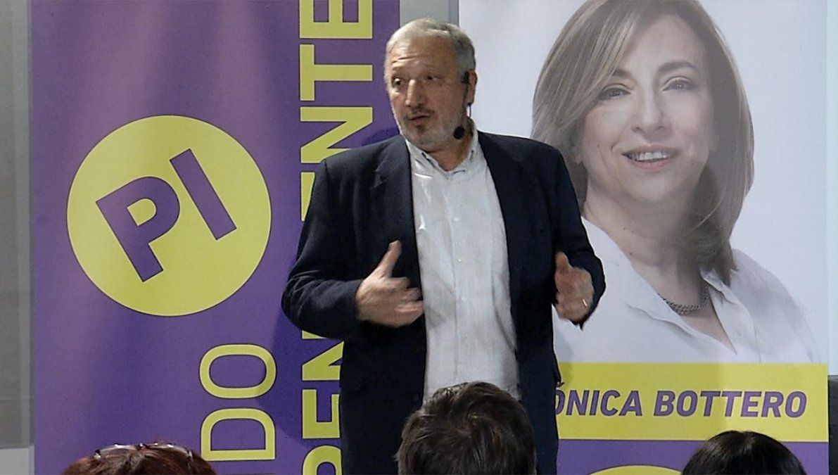 Sotelo aseguró que el Partido Independiente es el que mejor representa a Uruguay