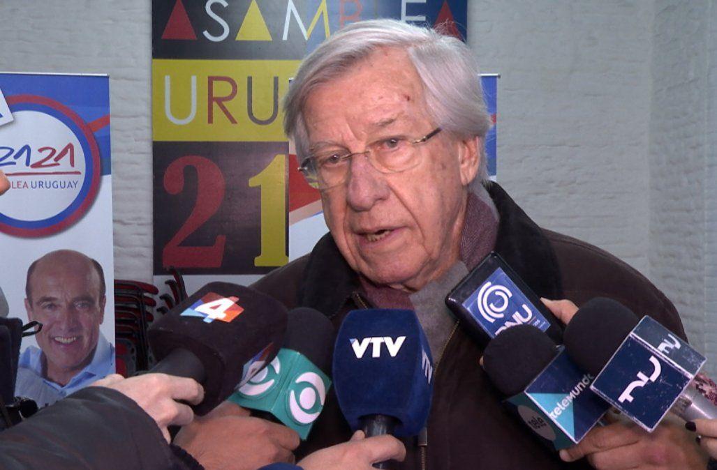 Astori acepta a Graciela Villar como vice, pero dijo que tenía otra propuesta que era mejor