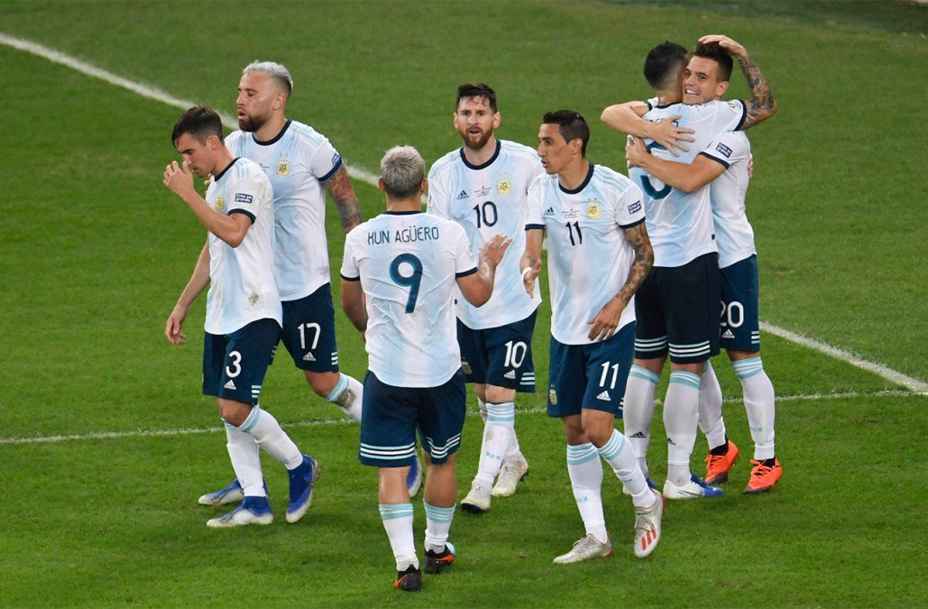 Argentina y Chile juegan por el tercer puesto este sábado en San Pablo