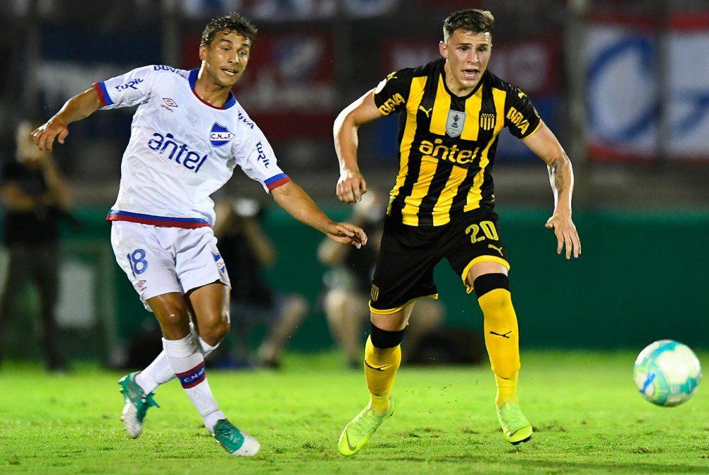 Nacional y Peñarol se enfrentan en Miami por la Copa Gigantes de América