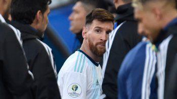 """Messi duro contra la Conmebol: """"No tenemos que formar parte de esta corrupción"""""""
