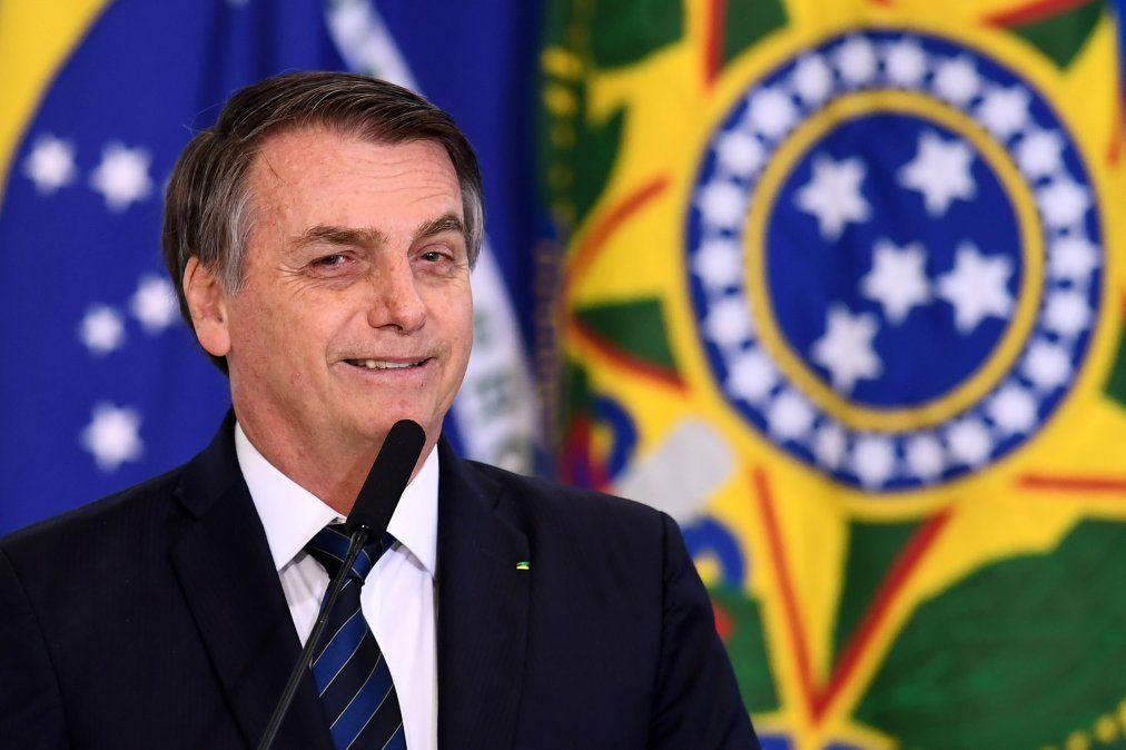 Bolsonaro defiende trabajo infantil: Trabajo desde los ocho años y hoy soy lo que soy
