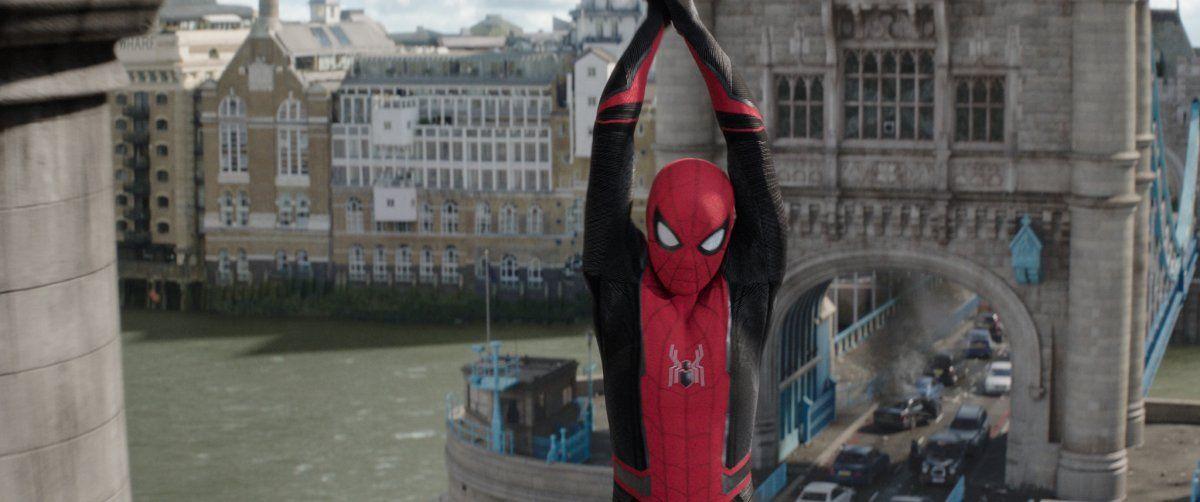 Spider-Man trepa otra vez a lo alto de la taquilla norteamericana