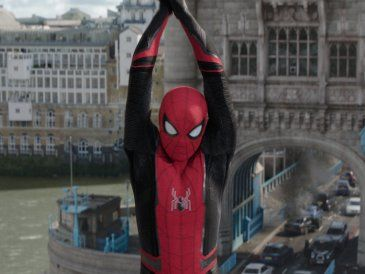 """""""Spider-Man"""" trepa otra vez a lo alto de la taquilla norteamericana"""
