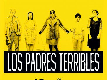 """""""Los Padres Terribles"""" festeja sus 10 años con dos únicas funciones"""