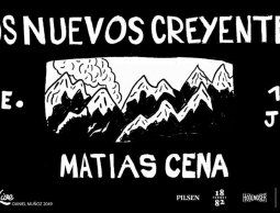 Los Nuevos Creyentes y Matías Cena presentan Pasamontaña
