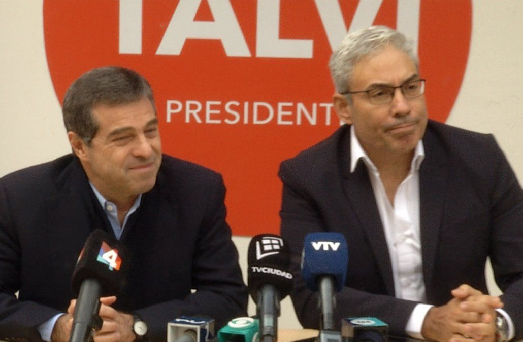 Talvi consultará a la Corte Electoral si Robert Silva puede ser su candidato a vice