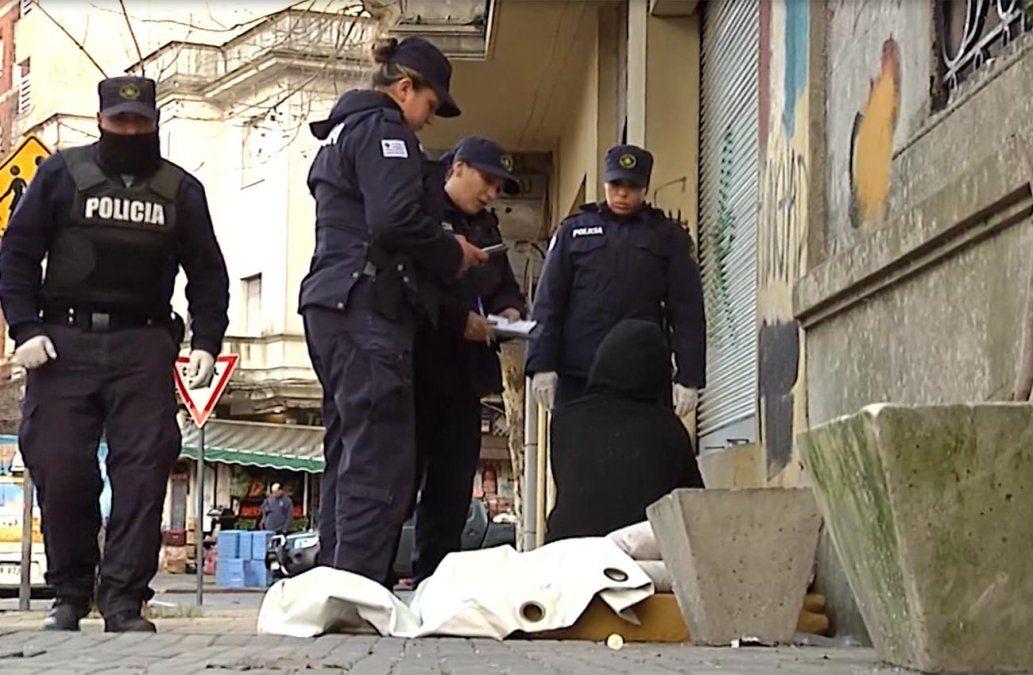 Orsi reclamó mejoras en el protocolo para personas en situación de calle