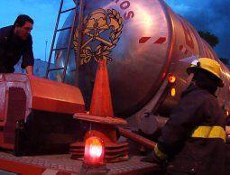 Pareja murió por fuga de gas de hornalla que usaban de calefacción
