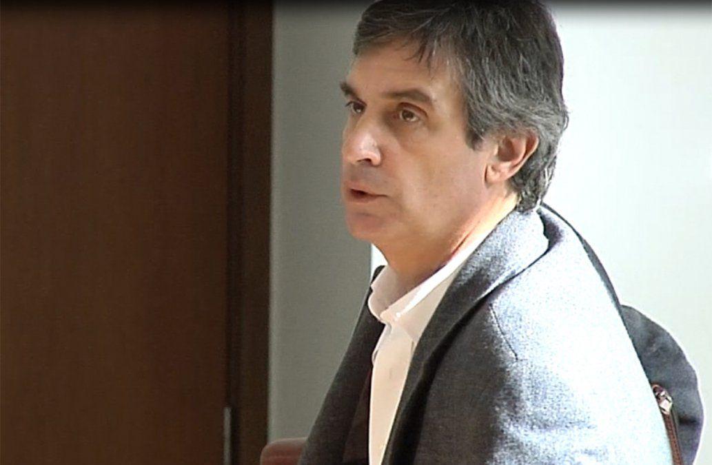 Álvaro García abandonó el Partido Socialista y formará nuevo grupo
