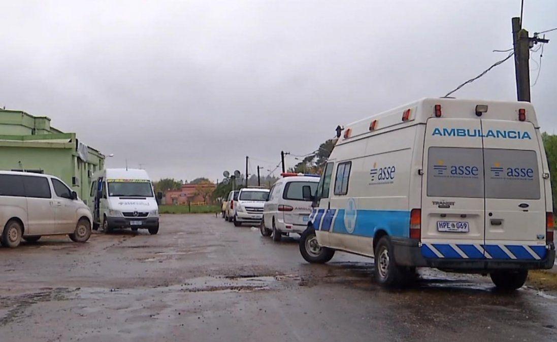 Muerte de paciente en una ambulancia plantea creación de Sistema Nacional de Traslados