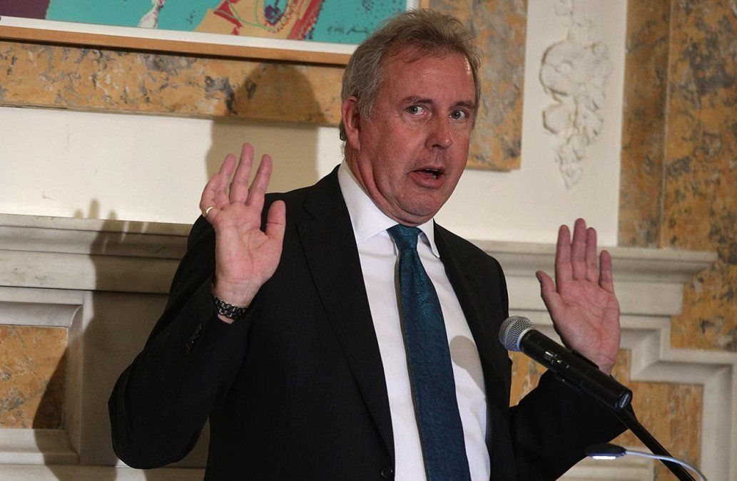 Dimite el embajador británico en EEUU tras la controversia con Trump