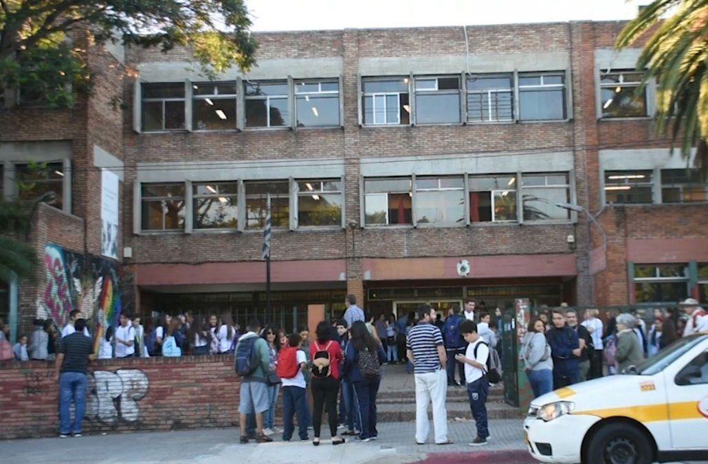 Foto: Liceo 12 (archivo).