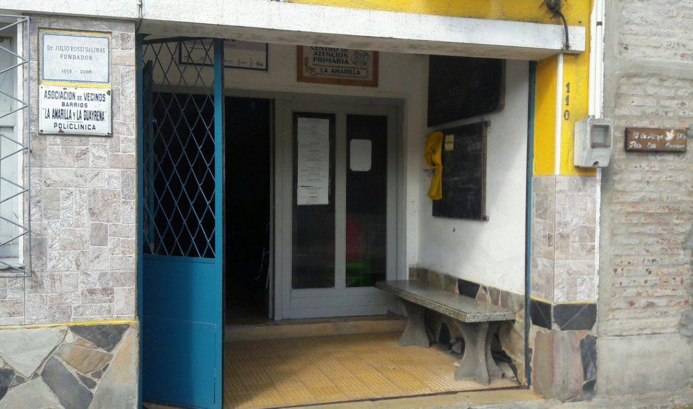 Policlínica la Amarilla