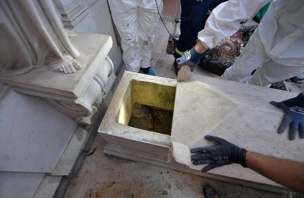 Las tumbas en el Vaticano donde se busca a joven desaparecida están vacías