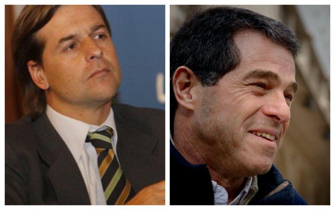 Lacalle Pou y Talvi son socios políticos