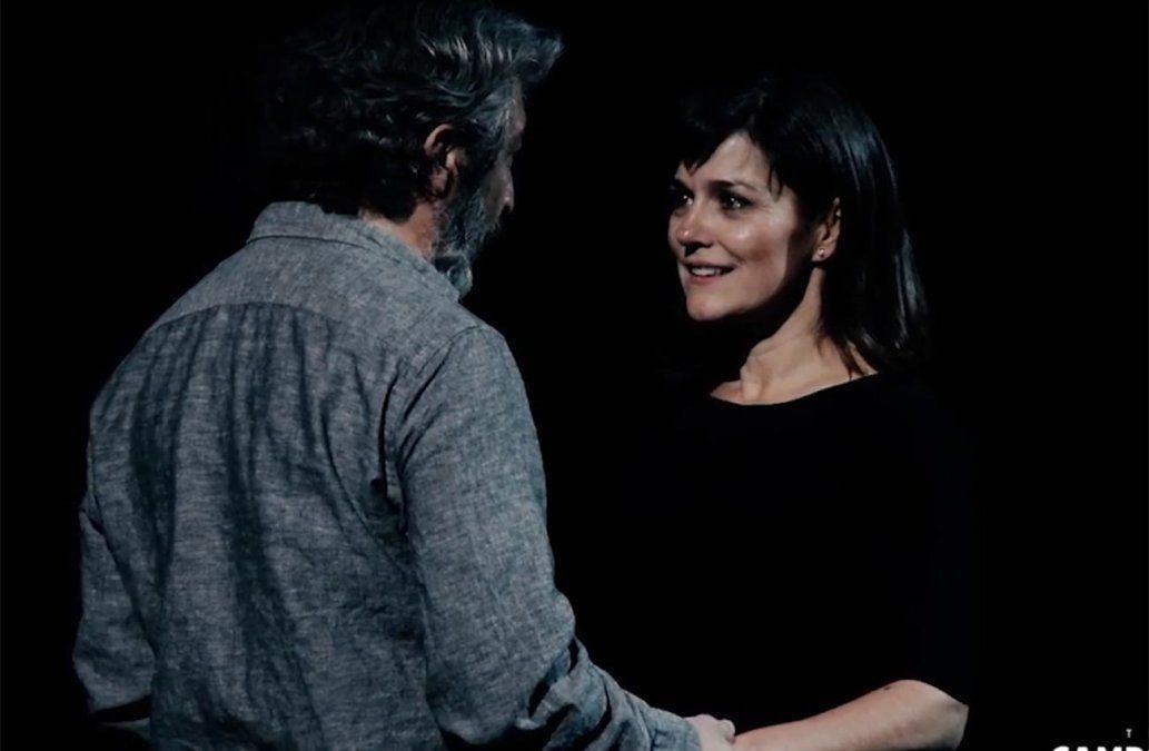 Ricardo Darín presentó Escenas de la vida conyugal en el Auditorio del Sodre