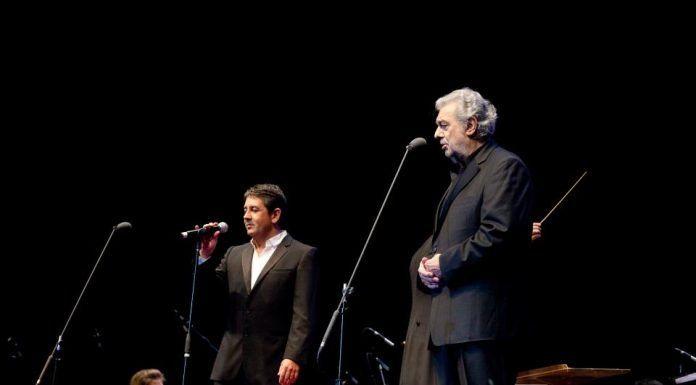 Plácido Domingo ha compartido escenario con su hijo en algunas ocasiones.