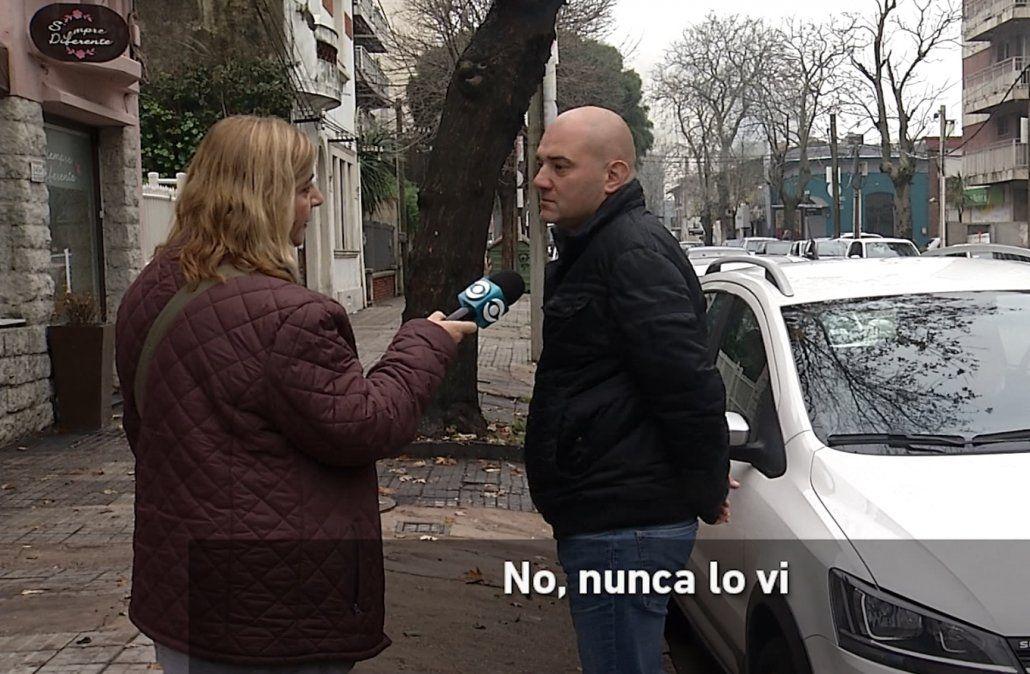 Ruso liberado asegura que no conoce y nunca vio a Morabito en la pizzería